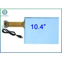 Buy cheap 10.4 Inch Capacitive Touch Panel / Capacitive Touch Sensor Bonded On Front Glass from wholesalers