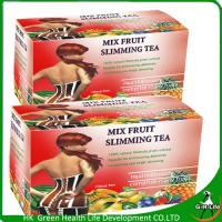 Buy cheap PRPIDLY SLIMMING TEA MIX FRUI Pineapple Green Tea Loss weight product Diet tea Original from wholesalers