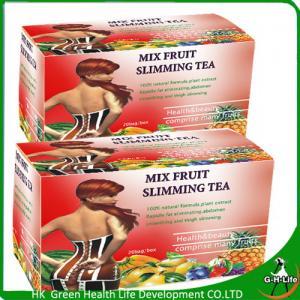 PRPIDLY SLIMMING TEA MIX FRUI Pineapple Green Tea Loss weight product Diet tea Original Manufactures