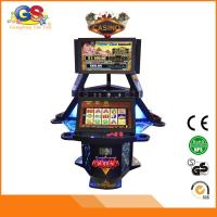 Buy cheap Purchase Slot Machine And Custom Slot Machine Cabinet for Casino Game Room Night Bar from wholesalers