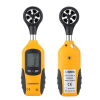 Buy cheap Handheld Pocket Size LCD Screen Display Digital Anemometer Wind Speed Measurement Measuring Tool from wholesalers