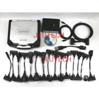 Buy cheap Universial Heavy Duty Truck Diagnostic Scanner  Test Full Set with CF30 laptop tool from wholesalers