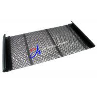 Buy cheap High Carbon Steel W Perforated Mesh Panels Self Cleaning Screen For Aggregate Industry from wholesalers
