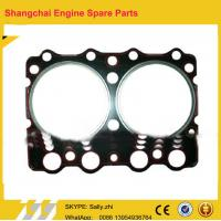 Buy cheap Shangchai machinery engine spare parts 6135.761G-02-032B Cylinder Head Gasket in black colour from wholesalers