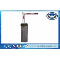 Buy cheap OEM Fan Motor Automatic Electronic Barrier Gates For Access Control System from wholesalers