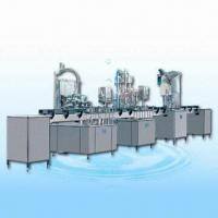 Buy cheap Automatic Small Water Bottle Washing, Filling and Capping Machine (500 to 1 from wholesalers