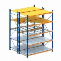 Buy cheap Pallet Rack with 2000 to 3500kg Average Loading Capacity and Powder-coated Finish from wholesalers