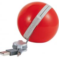 Buy cheap USB Ball Shape/Mini Promotion Ball Speaker /For MP3/MP4 Player from wholesalers