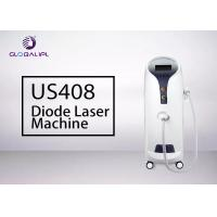 Buy cheap Best sale 755nm  808nm 1064nm three wavelength diode laser hair removal machine from wholesalers