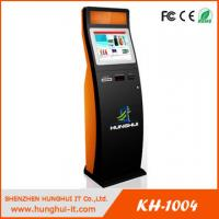 Buy cheap Ticket Vending Kiosk for Amusement Park Ticket Vending or Membership Selling from wholesalers