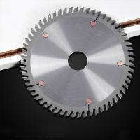 Buy cheap Circular TCT Saw Blade Custom Made Tungsten Carbide Tips Safety Operation from wholesalers