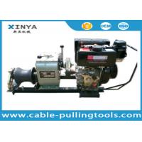 China Supply High Quality 3 Ton Hand Operated Diesel Towing Winch Machine on sale