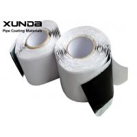 Wholesale 3 - 15 M Length Butyl Rubber Tape 85 - 105 DMM Penetration Hardness For Sealing from china suppliers