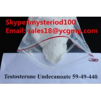 Buy cheap Safely White Legal Steroids Hormone Testosterone Undecanoate / Test Unde for Male Hypogonadism from wholesalers