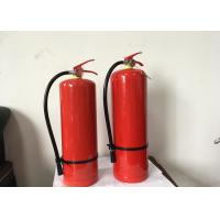 Buy cheap Stored Pressure Water Mist Fire Extinguisher Black / Red For Household from wholesalers