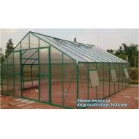 Buy cheap Mini Walk In 3 tiers 6 Shelves Greenhouses Portable Plastic Outdoor Green House,Agricultural Green House or Chicken Farm from wholesalers