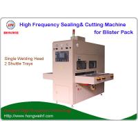 Buy cheap Shuttle Tray High Frequency Plastic Welding Machine HF Heating For Blister Pack from wholesalers