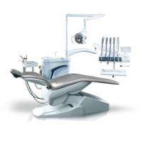 Buy cheap 24V Dental Chair Equipment PU Leather Cushion 90 Degrees Assistant Stool from wholesalers