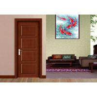 Wholesale Four Panel Commercial Flush Door , Hotel Apartment Flush Veneer Internal Doors from china suppliers