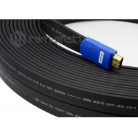 Buy cheap High Speed Industrial HDMI Cable A To A HD Full High Definition 1080P For LCD Display from wholesalers