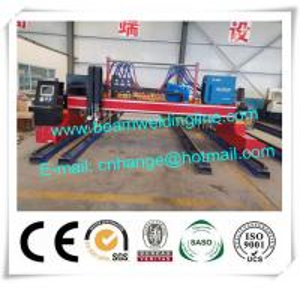 China Table Type CNC Plasma Cutting Machine , Hypertherm Gantry Type Plasma Cutting Machine on sale