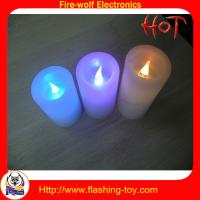 Buy cheap Led wax candles from wholesalers