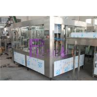 Buy cheap Automatic drinking water bottling machine , High Speed filling machine from wholesalers