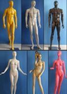 Buy cheap Fashion Male & Female Mannequins from wholesalers