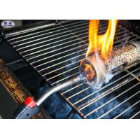 Buy cheap 12 Inch Cold Pellet Grill Smoker Tube Food Grade Supplemental Generator from wholesalers