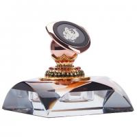 360 degree rotation magnetic phone bracket with perfume bottle base Manufactures