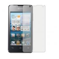Buy cheap Screen protector guard film protectores de pantallas micas pelicula for huawei ascend Y300 from wholesalers