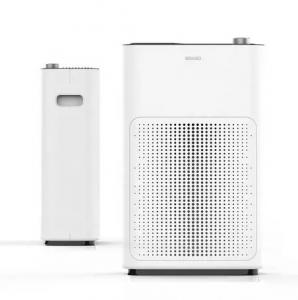 Wholesale Olasti A3C Simple simple operation Portable electric air purifier with real HEPA filter from china suppliers