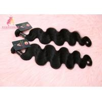 Buy cheap 100% Virgin Cuticle Aligned Hair Double Drawn Unique Human Body Wave Best Selling Bundles Indian Hair from wholesalers