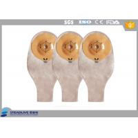 Buy cheap Medical use Convex Ileostomy Bags with clamp for personal care Item No 105038 from wholesalers