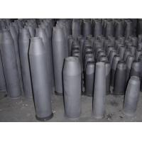 Wholesale Wear Proof Silicon Carbide Tube Burner Nozzle High Temperature Resistance from china suppliers