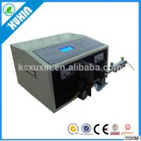 Buy cheap Wire stripping machine ;Automatic wire cutting and stripping machine X-501C from wholesalers