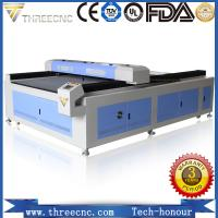 Buy cheap Profession laser manufacturer laser cutting machine for sale TL1325-100W. THREECNC from wholesalers