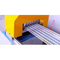 Buy cheap Horizontal Plastic Profile Extrusion Machine For PVC Corner Angle Bead from wholesalers