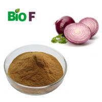 Buy cheap Water Solube Vegetable Extract Powder Dried Onion Powder With Quercetin from wholesalers