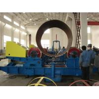 Heavy Duty Rotator Turning Rolls Steel / Polyurethane Wheel 150T bolt