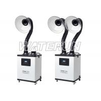 Wholesale White Beauty Nail Salon Fume Extractor system Six Layer Filters , High efficient from china suppliers