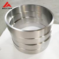 Wholesale Hot Rolled Long Life  ASTM B381 Titanium Forged Ring Gr1 Gr2 Gr5 from china suppliers