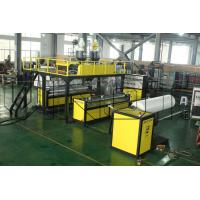 Buy cheap Zhejiang Vinot Wide In Width high speed PE Air Bubble film making Machine 2500mm product