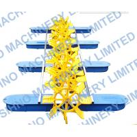 Wholesale 10 Impeller Multi-impellers aerator,Long Arm Diesel Engine Paddle Wheel Aerator from china suppliers