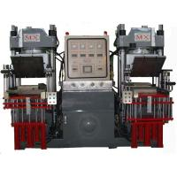 Buy cheap Low Noise Reliable Operation Rubber Plate Vulcanizing Machine 42 KW from wholesalers
