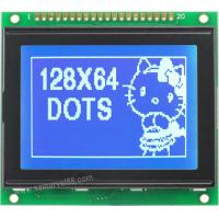 Buy cheap M12864L-B5, 12864 Graphics LCD Module, 128 x 64 dot-matrix Display, STN(Blue), transmissiv from wholesalers