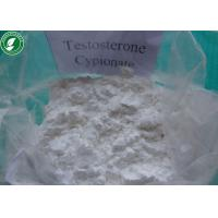 Wholesale Injectable Testosterone Cypionate Steroid , Bodybuilding Test Cyp Powder 58-20-8 from china suppliers