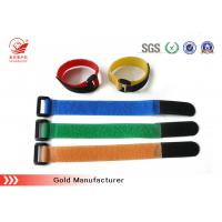 Buy cheap Colored Plastic Hook Loop Straps For Watch Band , Heavy Duty from wholesalers