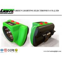 Buy cheap OLED Screen LED Cordless Cap Lamp CREE Bulb Small Size Install Tracking System from wholesalers