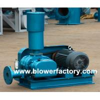Buy cheap Oxygen supply fish pond use roots blower from wholesalers